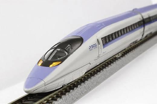 Rokuhan 7297745 Z 3er-Set Hochgeschwindigkeitszug Shinkansen Typ 500 3teilige Grundeinheit