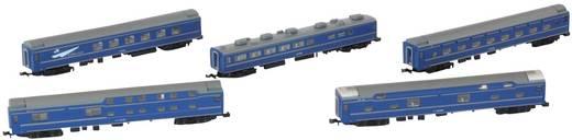 Rokuhan 7297762 Z 5er-Set Personenwagen Serie 24 (HOKUTOSei)