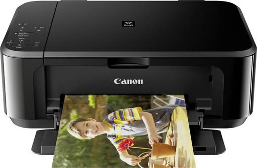 Canon PIXMA MG3650 Tintenstrahl-Multifunktionsdrucker A4 Drucker, Scanner, Kopierer WLAN, Duplex