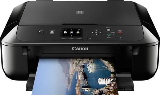 Canon PIXMA MG5750 Tintenstrahl-Multifunktionsdrucker A4 Drucker, Scanner, Kopierer WLAN, Duplex
