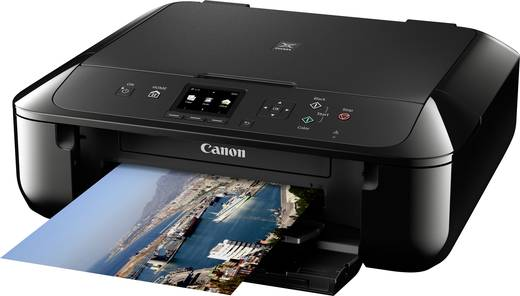 canon pixma mg5750 tintenstrahl multifunktionsdrucker a4 drucker scanner kopierer wlan duplex. Black Bedroom Furniture Sets. Home Design Ideas