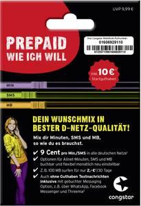 Congstar Prepaid Karte Kaufen.Congstar Shop Online Kaufen Bei Conrad