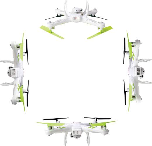 Reely Cyclone 245 Quadrocopter RtF First Person View, Kameraflug