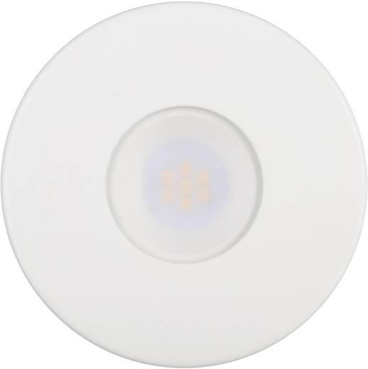 TLT International Opia LT1153530 LED-Einbauleuchte 3er Set 12 W Warm-Weiß Weiß
