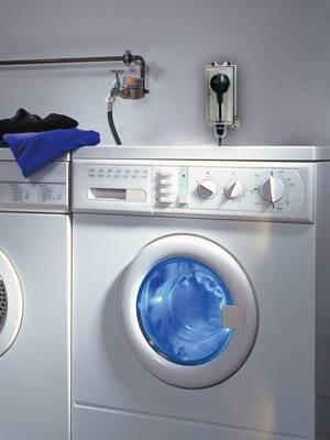 Häufiger Einsatz in Waschküchen