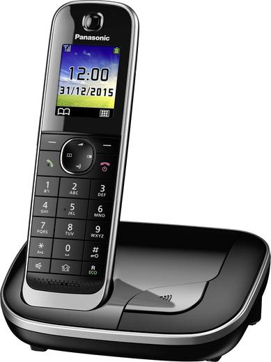 Schnurloses Telefon analog Panasonic KX-TGJ310GB Babyphone, Freisprechen