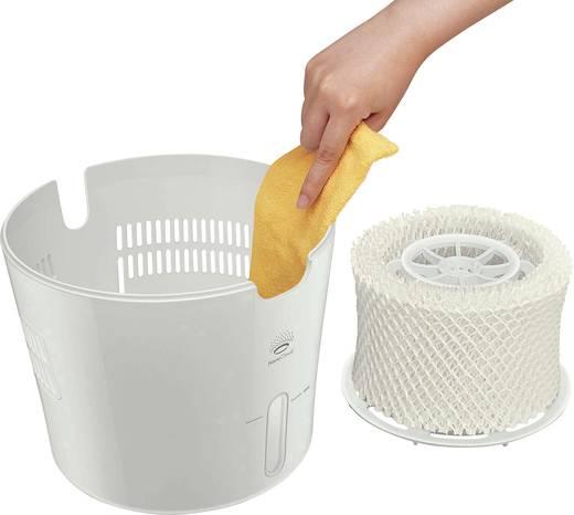 Luftbefeuchter 25 m² Weiß, Grau Philips HU4803/01