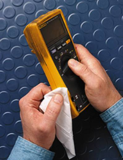 Fluke MC6 Fluke MeterCleaner-Reinigungstücher Kalibriert nach Werksstandard (ohne Zertifikat)