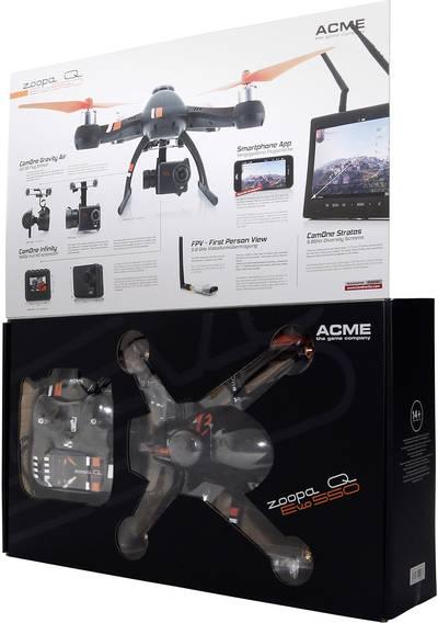 ACME zoopa Q Evo 550 Quadricottero RtF