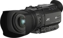 Image of JVC GY-HM170E Camcorder 8.9 cm 3.5 Zoll 12.4 Mio. Pixel Opt. Zoom: 12 x Schwarz