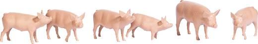 Busch 1172 H0 Figuren Schweine