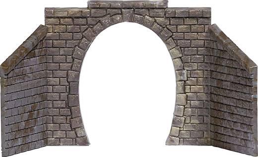 N Tunnel-Portal 1gleisig Fertigmodell Busch 8197