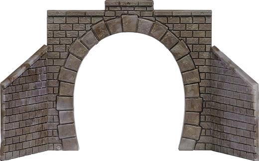 TT Tunnel-Portal 1gleisig Fertigmodell Busch 8840