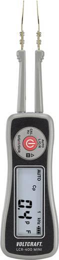 VOLTCRAFT LCR-400 Komponententester digital Kalibriert nach: Werksstandard (ohne Zertifikat) CAT I Anzeige (Counts): 20