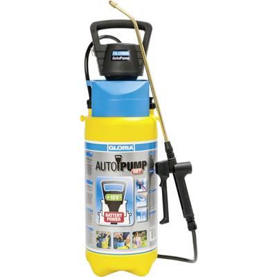 Akku-Drucksprüher AutoPump Set Gloria Haus und Garten 000910.0000 Preisvergleich