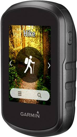 Garmin eTrex® Touch 35 Outdoor Navi Fahrrad, Geocaching, Wandern Europa Bluetooth®, GLONASS, GPS, inkl. topographische K
