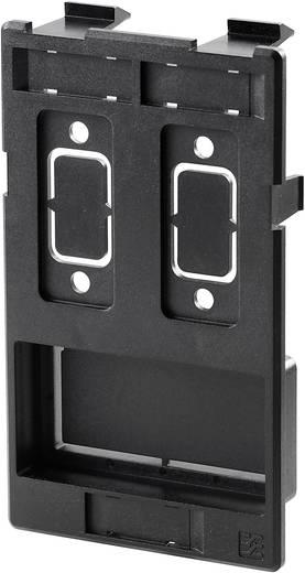 FrontCom® Vario Einsatzplatte, ungeschirmt, 1 x Power, 2 x Data IE-FC-IP-PWS/2D9 Weidmüller Inhalt: 1 St.