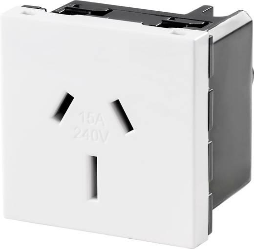 FrontCom® Einsatz Power groß, Steckdose, AU Einsatz Power groß IE-FCI-PWB-AU Weidmüller Inhalt: 1 St.