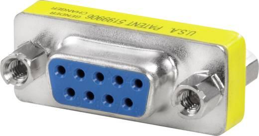FrontCom® Gender-Changer D-Sub 9 polig, Buchse/ Buchse IE-FCI-D9-FF Weidmüller Inhalt: 1 St.