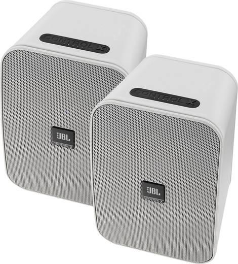 Aktiver Monitor-Lautsprecher 13 cm 5 Zoll JBL CONTROL XT BLANC 60 ...