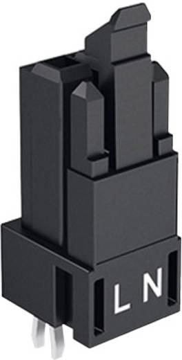 Netz-Steckverbinder WINSTA MINI Serie (Netzsteckverbinder) WINSTA MINI Buchse, Einbau vertikal 16 A Pink WAGO 100 St.