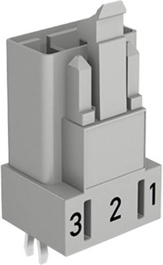 Netz-Steckverbinder WINSTA MINI Serie (Netzsteckverbinder) WINSTA MINI Stecker, Einbau vertikal Gesamtpolzahl: 3 16 A Ol