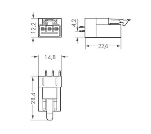 Netz-Steckverbinder WINSTA MINI Serie (Netzsteckverbinder) WINSTA MINI Stecker, Einbau vertikal Gesamtpolzahl: 3 16 A Sc