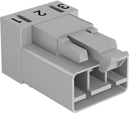 Netz-Steckverbinder WINSTA MINI Serie (Netzsteckverbinder) WINSTA MINI Stecker, Einbau horizontal Gesamtpolzahl: 3 16 A