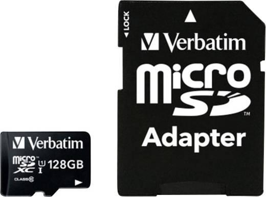 Verbatim Premium microSDXC-Karte 128 GB Class 10 inkl. SD-Adapter