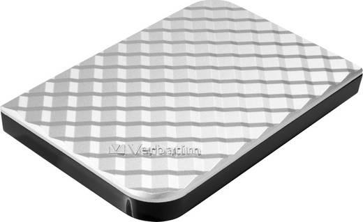 Externe Festplatte 6.35 cm (2.5 Zoll) 2 TB Verbatim Store 'n' Go Silber USB 3.0