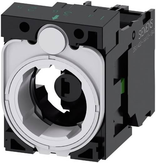 Kontaktelement, LED-Element mit Adapter 1 Schließer Amber 24 V DC/AC Siemens SIRIUS ACT 3SU1501-1AG00-1BA0 1 St.