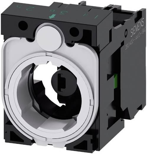 Kontaktelement, LED-Element mit Adapter 1 Schließer Blau 24 V DC/AC Siemens SIRIUS ACT 3SU1501-1AG50-1BA0 1 St.