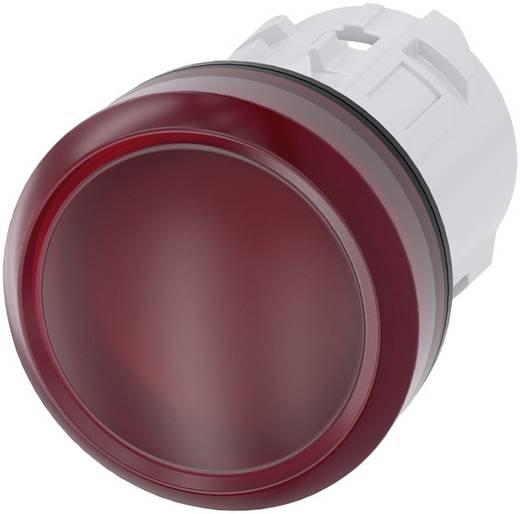 Meldeleuchte flach Rot Siemens SIRIUS ACT 3SU1001-6AA20-0AA0 1 St.