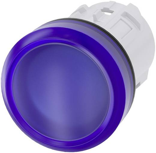 Meldeleuchte flach Blau Siemens SIRIUS ACT 3SU1001-6AA50-0AA0 1 St.