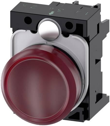 Meldeleuchte flach Rot 230 V/AC Siemens SIRIUS ACT 3SU1106-6AA20-1AA0 1 St.