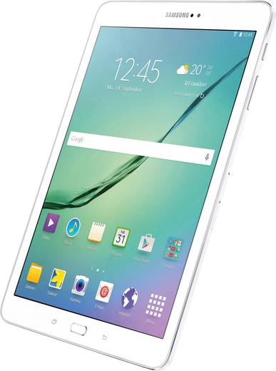 Samsung Galaxy Tab S2 Android-Tablet 24.6 cm (9.7 Zoll) 32 GB Weiß 1.8 GHz Quad Core Android™ 6.0 Marshmallow 2048 x 1