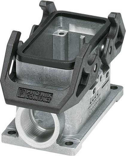 Sockelgehäuse HC-STA-B10-SLWD-2SSM20-ELC-AL 1412835 Phoenix Contact 1 St.
