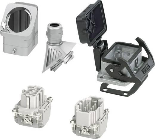 Steckverbinder-EVO-Set Serie B6 HC-EVO-B06PT-BWSC-HL-M20ELC-AL Phoenix Contact Inhalt: 1 Set