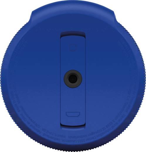 Bluetooth® Lautsprecher UE ultimate ears UE Megaboom Electric Blue Freisprechfunktion, NFC, spritzwassergeschützt, stoßf