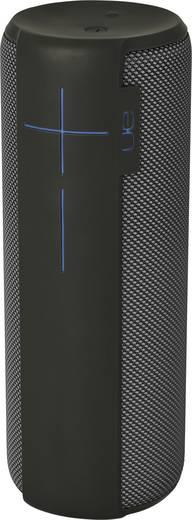 Bluetooth® Lautsprecher UE ultimate ears UE Megaboom Black Charcoal Freisprechfunktion, NFC, spritzwassergeschützt, stoß