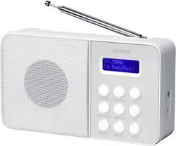 DAB+ rádio Denver DAB-33, bílá