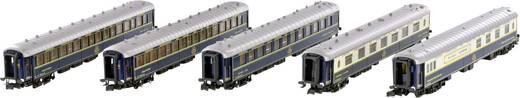 "KATO by Lemke K23219 N 5er-Set Personenwagen CIWL ""Pullmann Orient Express"""