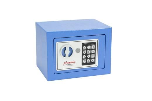 Phoenix SS0721EB Compact Home Einbruchschutztresor Zahlenschloss