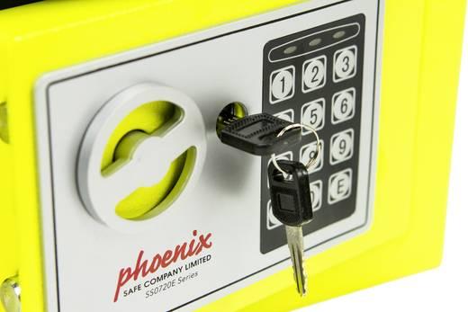 Phoenix SS0721EY Compact Home Einbruchschutztresor Zahlenschloss