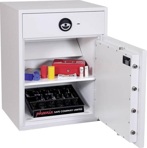 Phoenix HS1092ED Diamond Deposit Einwurftresor mit Geldeinwurfklappe Zahlenschloss