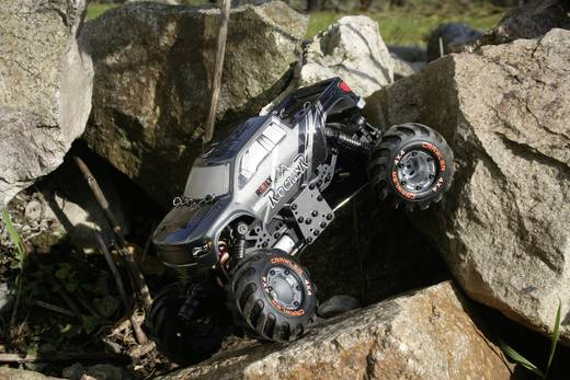 Reely Rocker Brushed 1:24 RC Modellauto Elektro Crawler Allradantrieb RtR 2,4 GHz