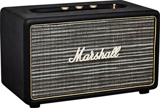 Bluetooth® Lautsprecher Marshall Acton BT Black AUX Schwarz