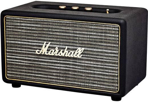 Marshall Acton BT Black Bluetooth® Lautsprecher AUX Schwarz