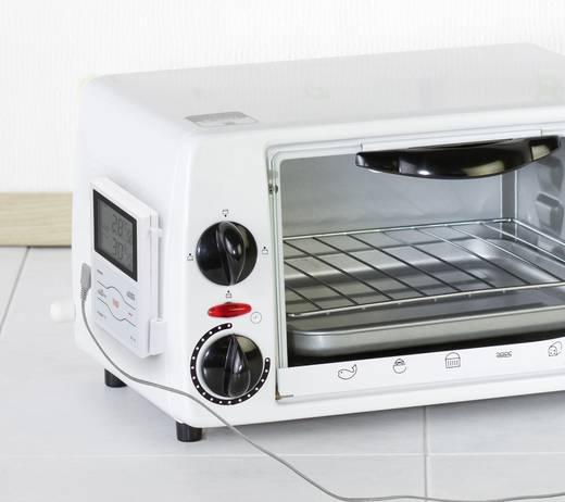 Küchen-Thermometer Kabelsensor Renkforce TTP312