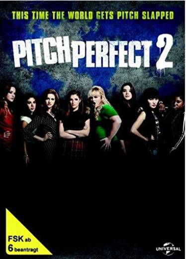 DVD Pitch Perfect 2 FSK: 6